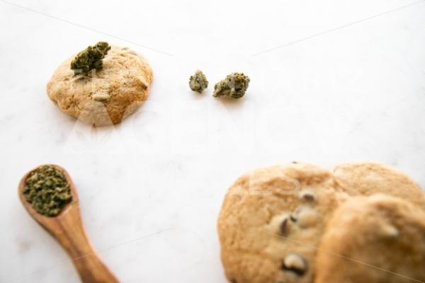 Weed cookies - TCA Images