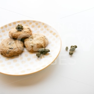 Weed cookies served up